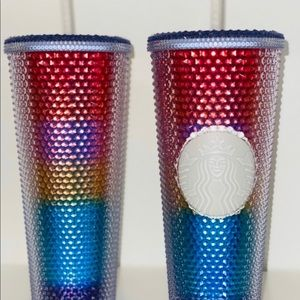 Two Pride Cups new from Starbucks
